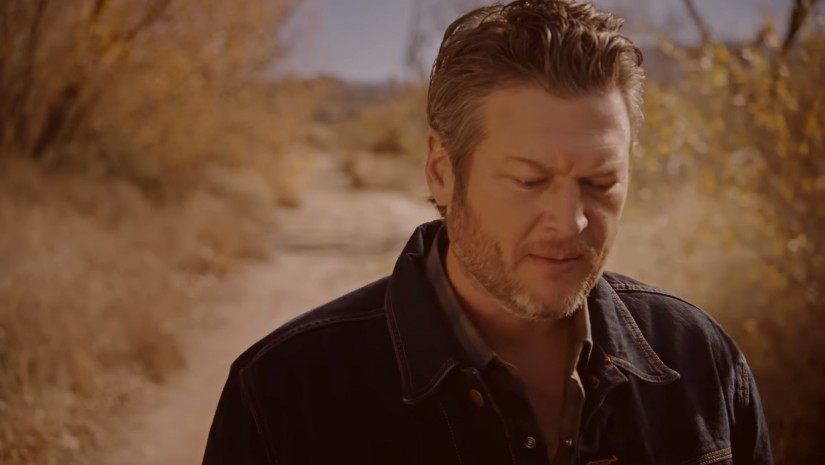 Blake Shelton — I Lived It, новый клип