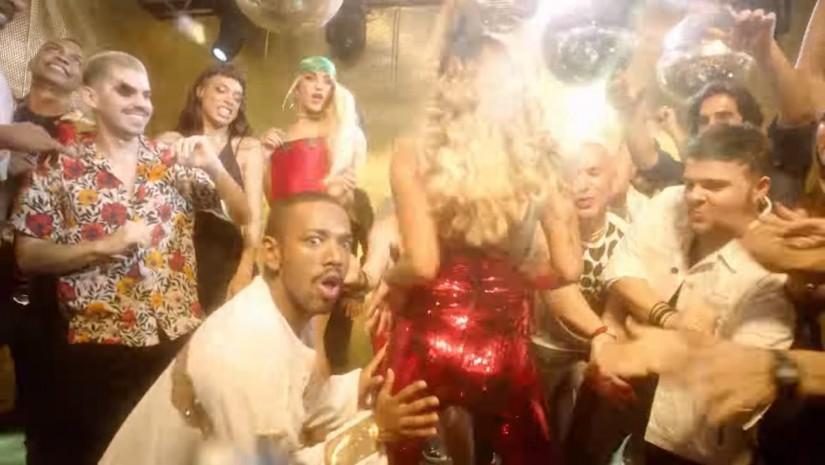 Anitta — Indecente, новый клип