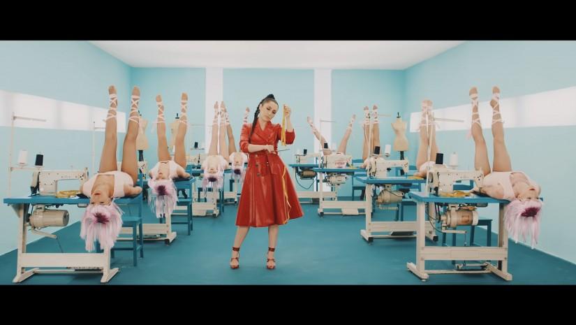Andra — Indiferenta, новый клип