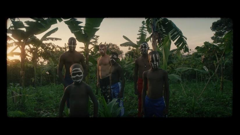 Иван Дорн — Африка, новый клип