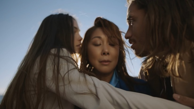 Анита Цой — Розовый мир, новый клип