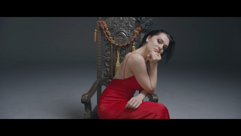 Jessie J — Queen, новый клип