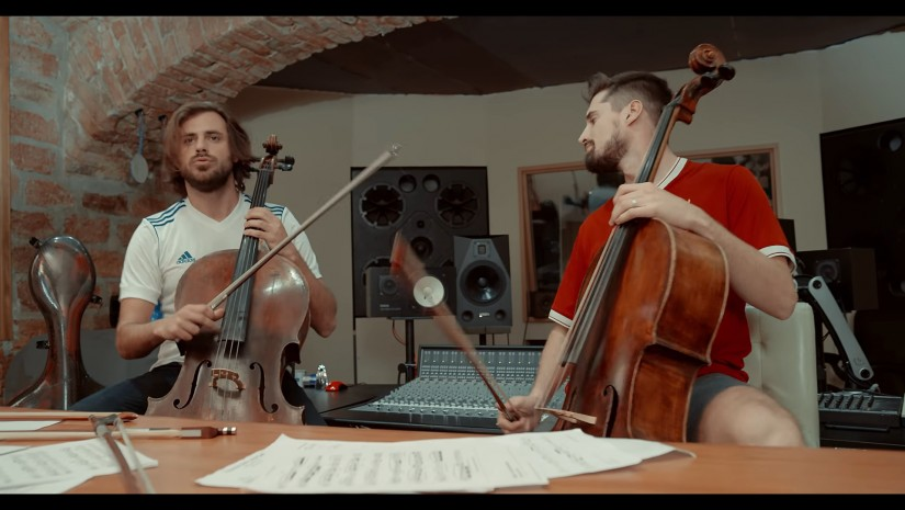 2CELLOS — Seven Nation Army, новый клип