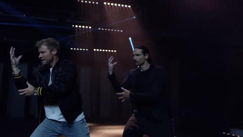 Backstreet Boys — Don't Go Breaking My Heart, новый клип