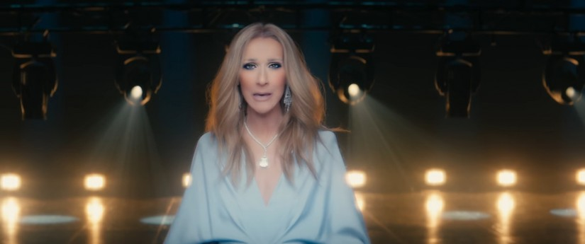 Céline Dion  — Céline Dion, новый клип