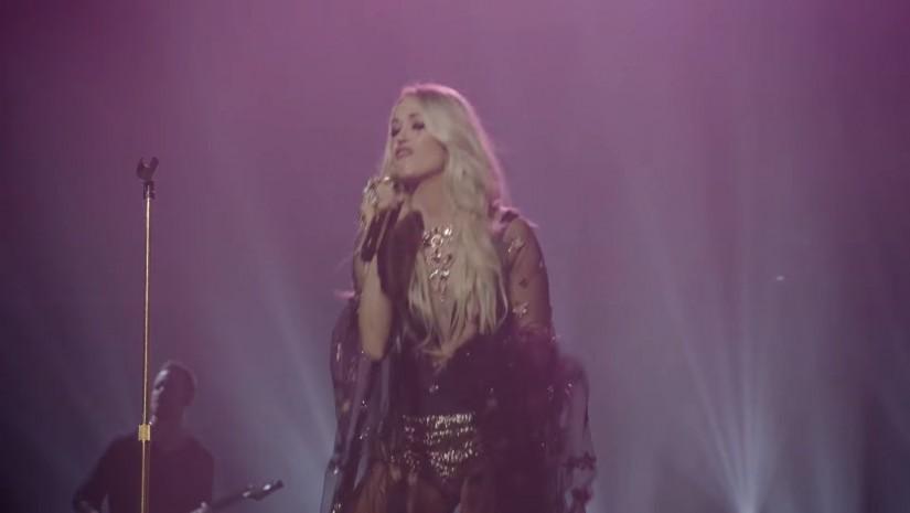 Carrie Underwood — Cry Pretty, новый клип