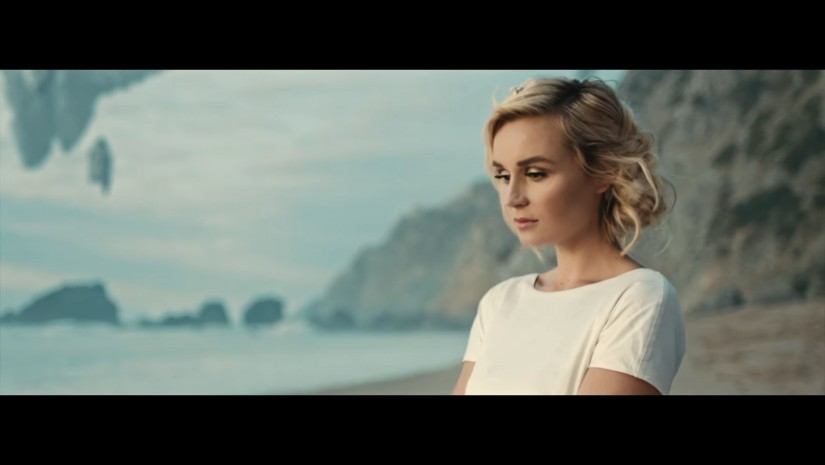 Полина Гагарина — Камень на сердце, новый клип