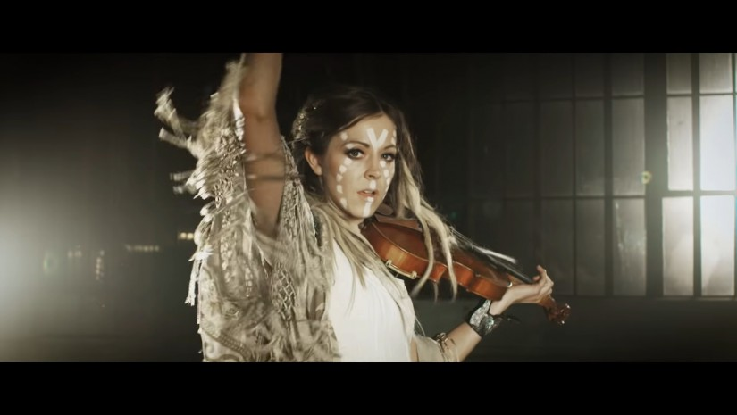 Alexander Jean ft. Lindsey Stirling — Stampede, новый клип