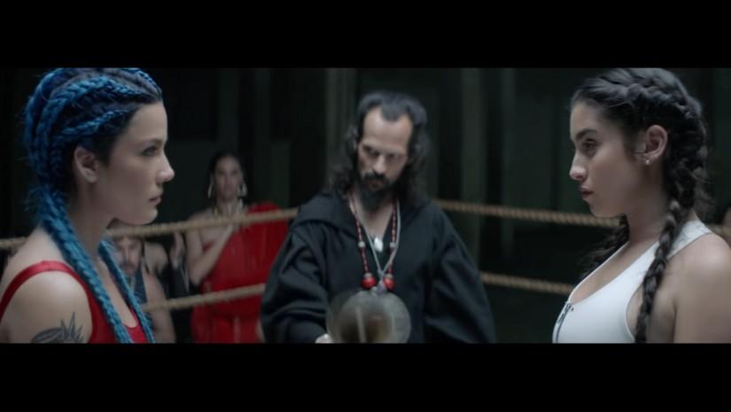 Halsey ft. Lauren Jauregui — Strangers, новый клип