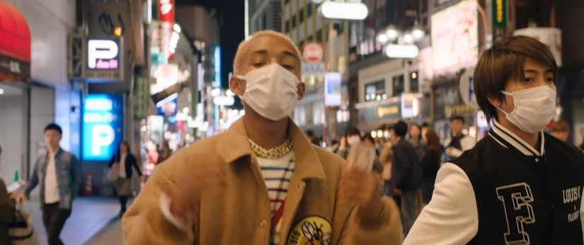 Jaden Smith ft. Christian Rich — Ghost, новый клип