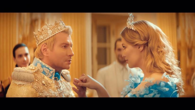 Николай Басков — Два венца на карете, новый клип