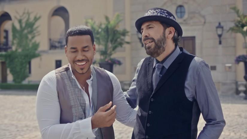 Romeo Santos ft. Juan Luis Guerra — Carmín, новый клип