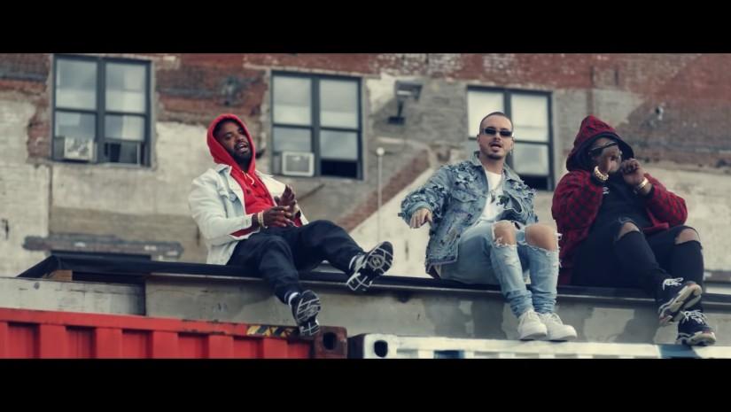 J. Balvin, Zion & Lennox  — No Es Justo, новый клип