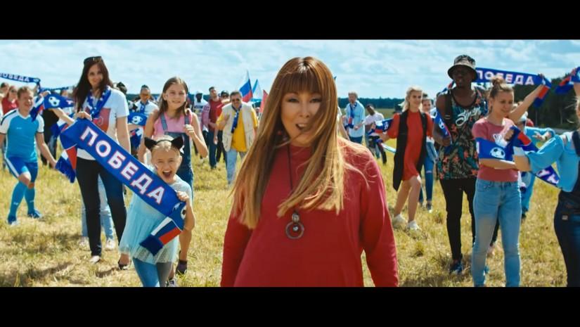 Анита Цой — Победа, новый клип