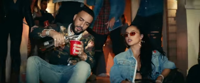 Becky G ft. French Montana, Farruko — Zooted, новый клип