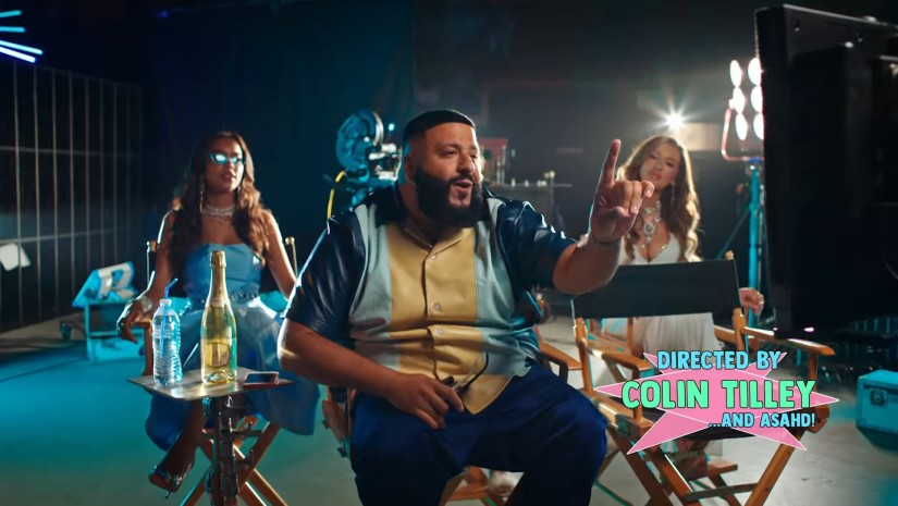 DJ Khaled ft. Justin Bieber, Chance the Rapper, Quavo — No Brainer, новый клип