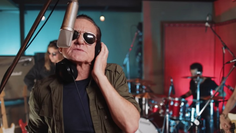 Graham Bonnet Band — Livin' In Suspicion, новый клип