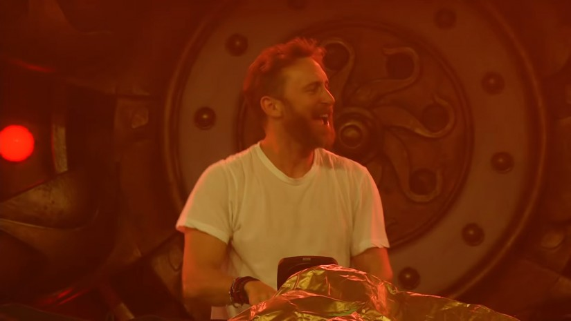David Guetta — Tomorrowland 2018, новое видео