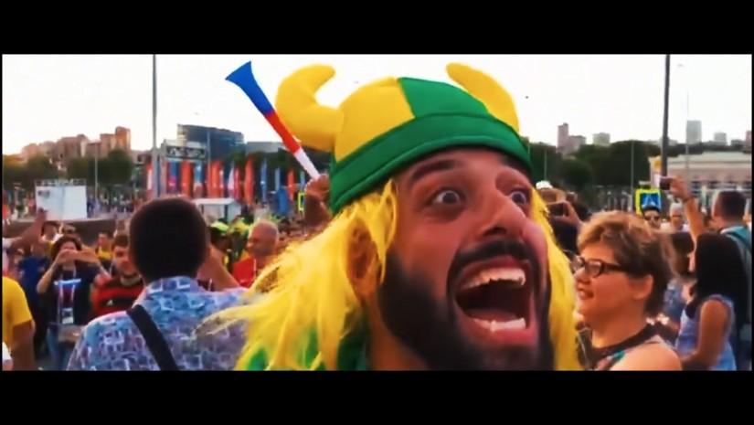 Дискотека Авария & Chinkong — Welcome To Russia, новый клип