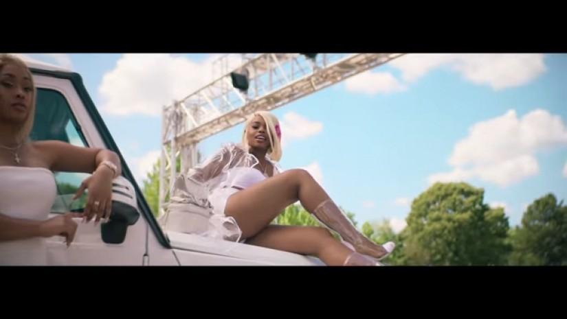 Dreezy — Where Them $ @, новый клип