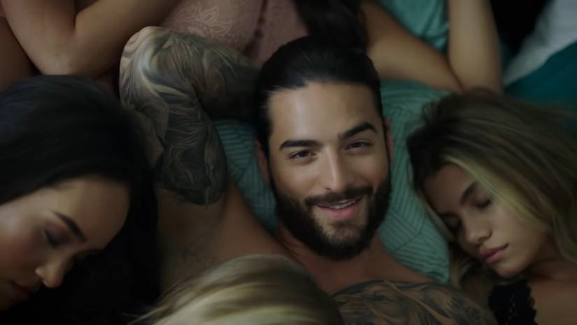 Maluma — Mala Mía, новый клип
