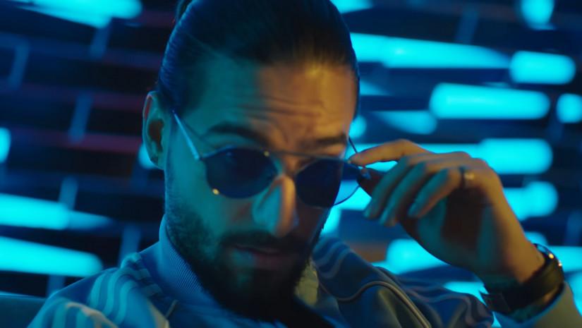 Prince Royce ft. Maluma — El Clavo, новый клип