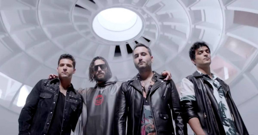 Reik, Maluma — Amigos Con Derechos, новый клип