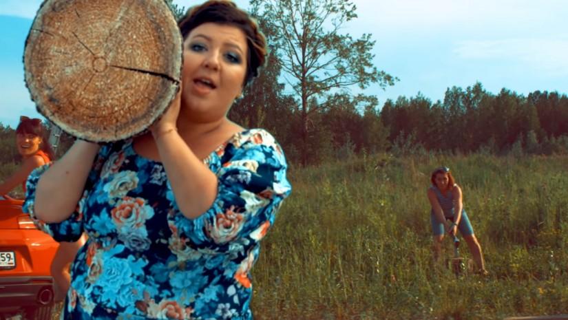 Боня и Кузьмич  — Русская Баба, новый клип