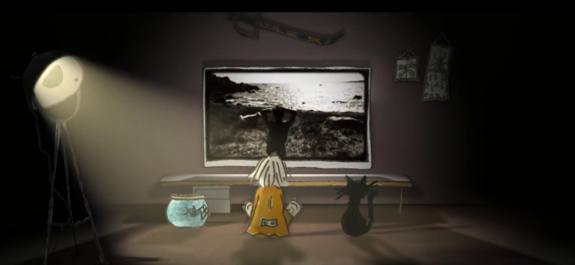 Mylène Farmer — Sentimentale, новый клип