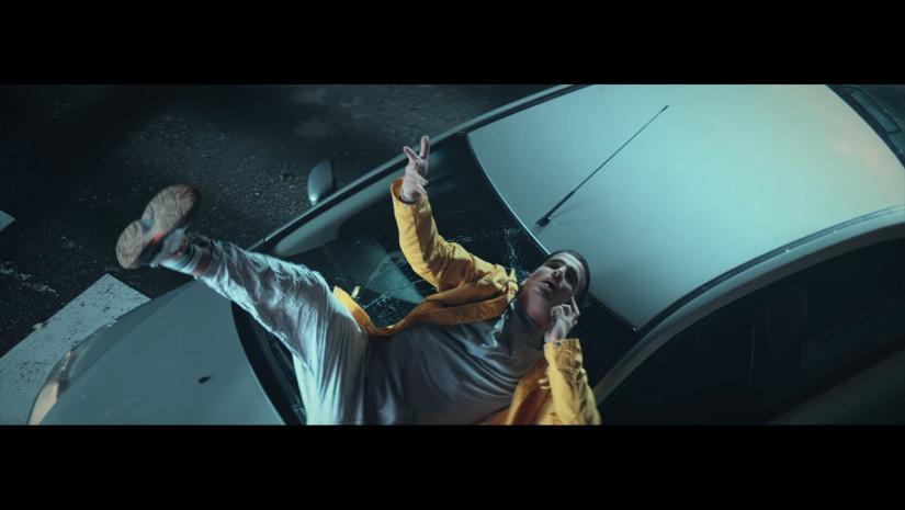 FEDUK  — Хлопья летят наверх , новый клип