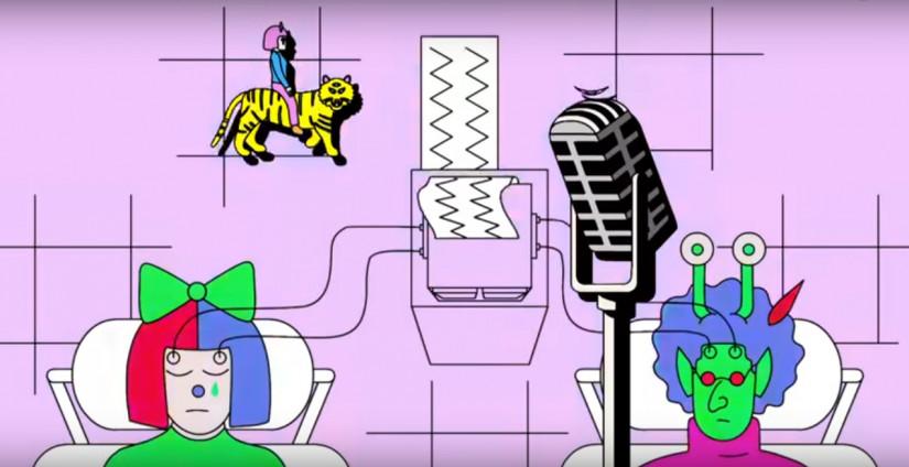 LSD (Lil Wayne, Sia, Diplo, Labrinth) — Genius, новый клип