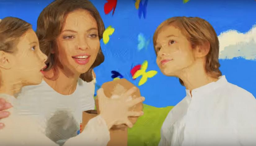Сергей Жуков и Стас Михайлов — Наши дети, новый клип