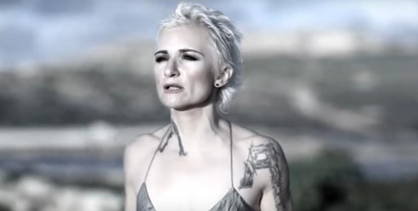 Диана Арбенина — Раскалённые, новый клип