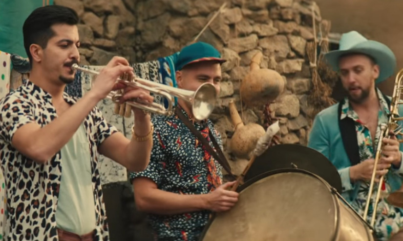 The Hatters — Всё сразу, новый клип