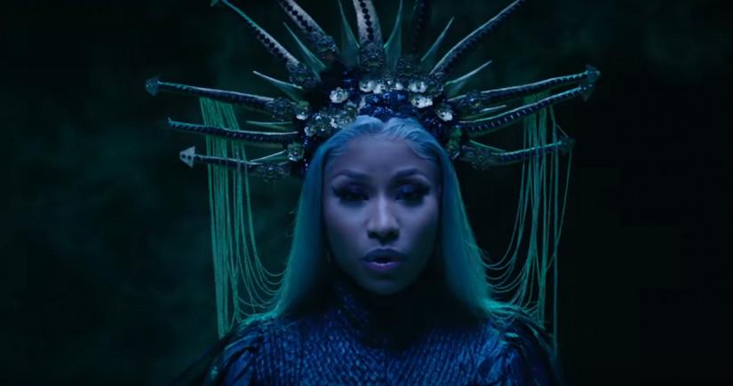Nicki Minaj — Hard White, новый клип