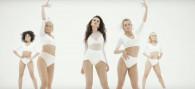 Настя Каменских — Попа как у Ким, новый клип