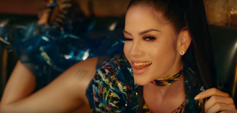 Natti Natasha and Anitta — Te lo Dije, новый клип