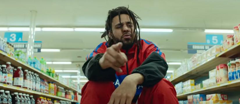 J. Cole — Middle Child, новый клип