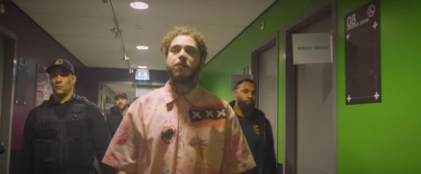 Post Malone — Wow, новый клип