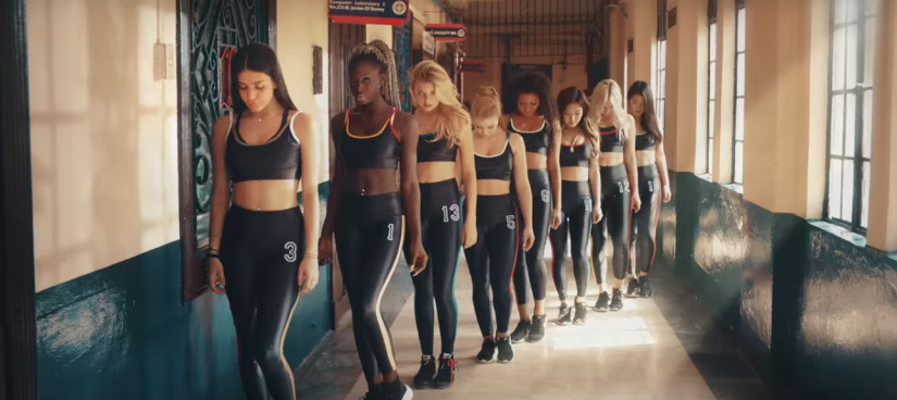 Now United — Afraid of Letting Go, новый клип