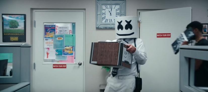 Marshmello — Power , новый клип