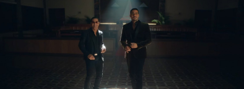 Romeo Santos and Raulin Rodriguez — La Demanda, новый клип