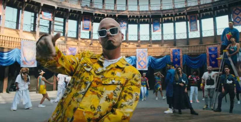 J. Balvin — La Rebelión, новый клип