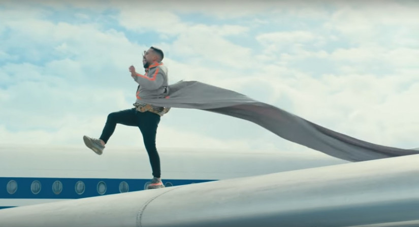 MONATIK — LOVE IT ритм, новый клип