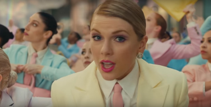 Taylor Swift  — Me!, новый клип