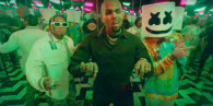 Marshmello ft. Tyga & Chris Brown — Light It Up, новый клип