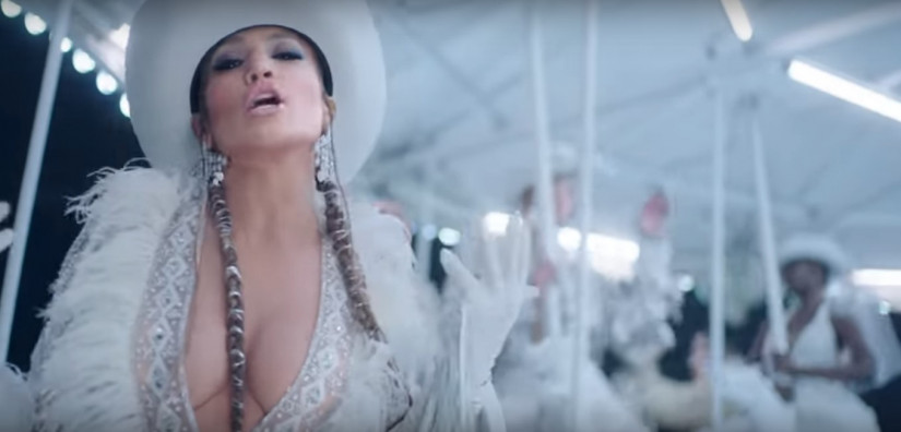 Jennifer Lopez ft. French Montana — Medicine, новый клип