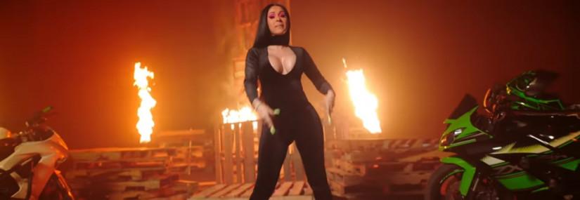 DJ Khaled ft. Cardi B, 21 Savage — Wish Wish, новый клип