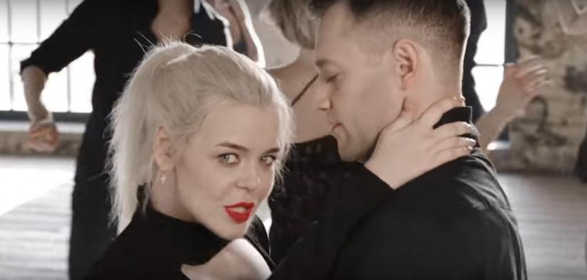 Алина Гросу — Грязные танцы, новый клип