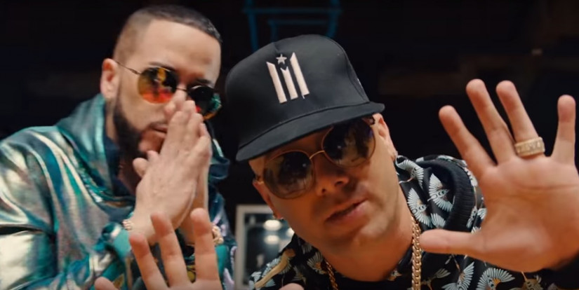 Wisin & Yandel, Bad Bunny — Dame Algo, новый клип